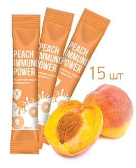 PEACH IMMUNO POWER